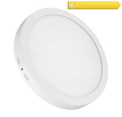6W LED Aufputz-Lampe WARMWEISS Aufbaulampe, Aufbauleuchte, Aufputzpanel, Lampe