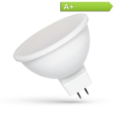 MR16 LED Leuchtmittel 6W - 120° WARMWEISS 430 Power Lumen RA>80 - GU5.3