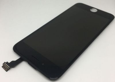 ORIGINAL APPLE IPHONE 6 DISPLAY SCHWARZ-BLACK / RETINA LCD / REFURBISHED