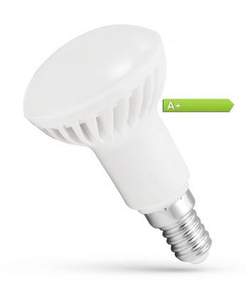 E14 Power LED-Mini-Bulb 6 Watt 490Lm - Neutralweiss - 80RA