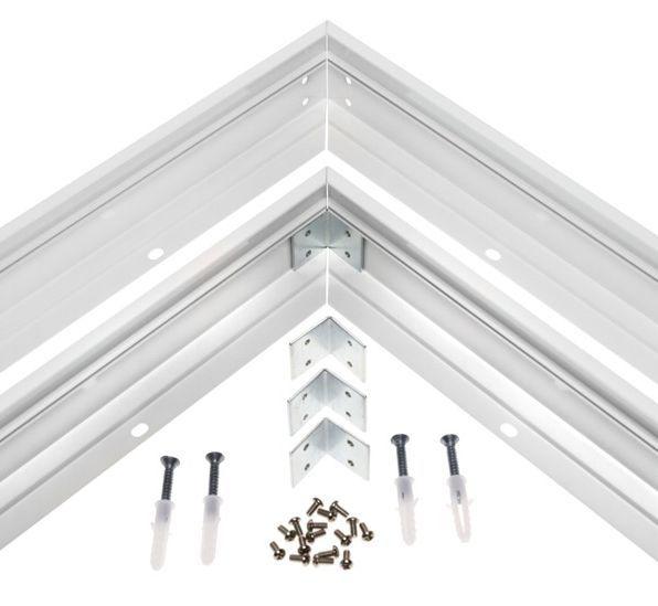 Bekannt Premium LED-Panel Rahmen in 120x30cm Decken.- Wandbefes - FRElektronik EV84