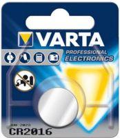 VARTA Lithium Knopfzelle 3V CR2016 CR 2016 Professional Elektronics im Blister