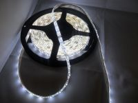 5 Meter 300 LED SMD 3528 OUTDOOR KALTWEISS Band Strip Streifen inkl. Netzteil, EEK A