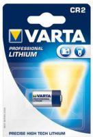 VARTA Lithium Fotobatterie 3V CR2 / CR15H270 / 6206  Professional Elektronics im Blister