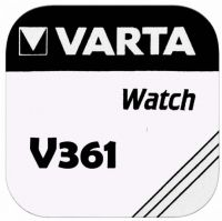 Varta Watch V 361, D361, SR721W,  SB-BK/EK - Primär Silber