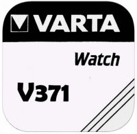 VARTA Watch Varta V371, SR69, SR920SW, AG 6, SB-AN Primär Silber