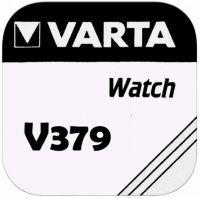 VARTA Watch V379 / SR63 / SR521SW - Primär Silber
