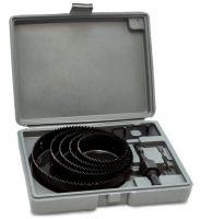 1 Meter Premium Lightning zu USB Kabel Weiss Daten und Ladekabel