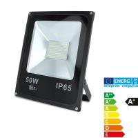 50 Watt LED ECO Home-Line Fluter 4100 Lumen - Kaltweiss - ca. 300 Watt Licht POWER, EEK A+