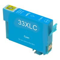 5 Tintenpatronen Druckerpatronen ersetzt Epson(TM) 33XL - T3337 - C13T33574010