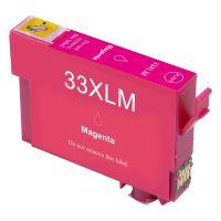 10 Tintenpatronen Druckerpatronen ersetzt Epson(TM) 33XL - T3337 - C13T33574010