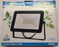 50W LED Mini-SLIM-Fluter Strahler 3500 Lumen - 4000K - Tageslicht/Neutralweiss