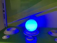Farbige LED E27 1W Lampe Glühbirne Lichterketten Blau