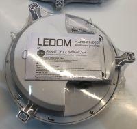 LED Leuchte| Kellerleuchte | 12 Watt | RUND | 4000K | 840 Lm
