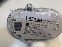 LED Leuchte| Kellerleuchte | 12 Watt | OVAL| 4000K | 840 Lm